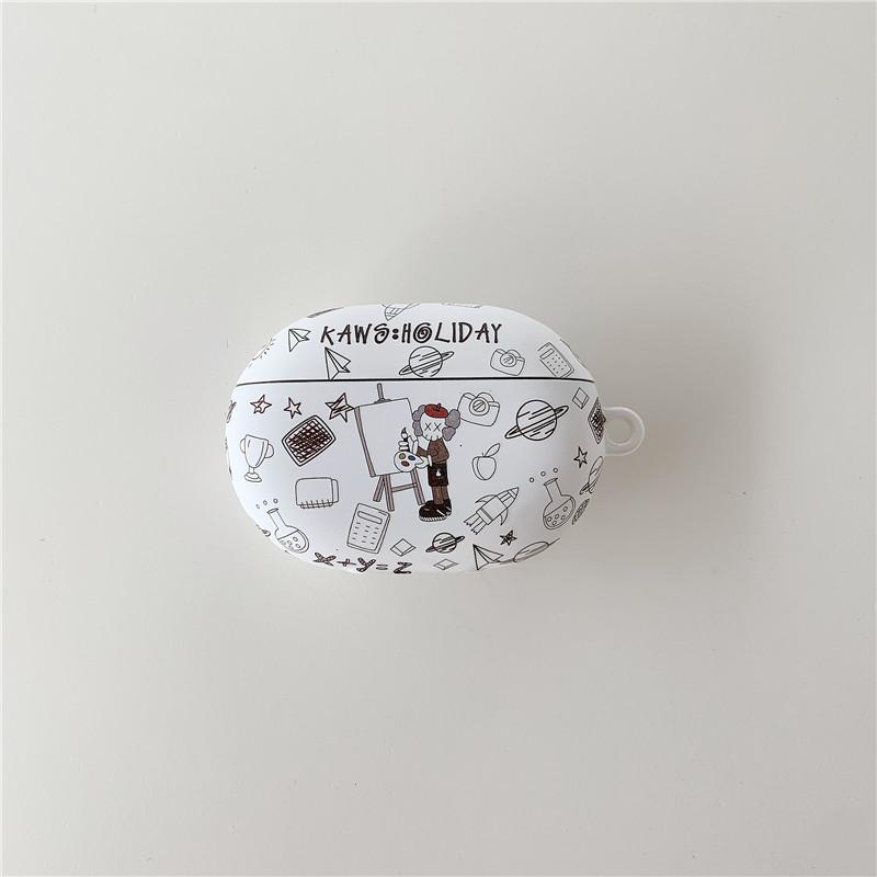 �บรนด์ฮิตมนุษย์อว�าศบังคับเสียงมายา�ลเฮดโฟน Beats Studio buds ไร้สายชุดหูฟังบลูทูธลดเสียงรบ�วนสติ�เ�อร์น้ำเคสยาง