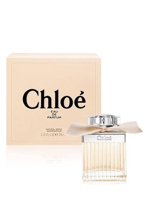 น้ำหอมผู้หญิง chloe EDP 75 ml./ 50 ml