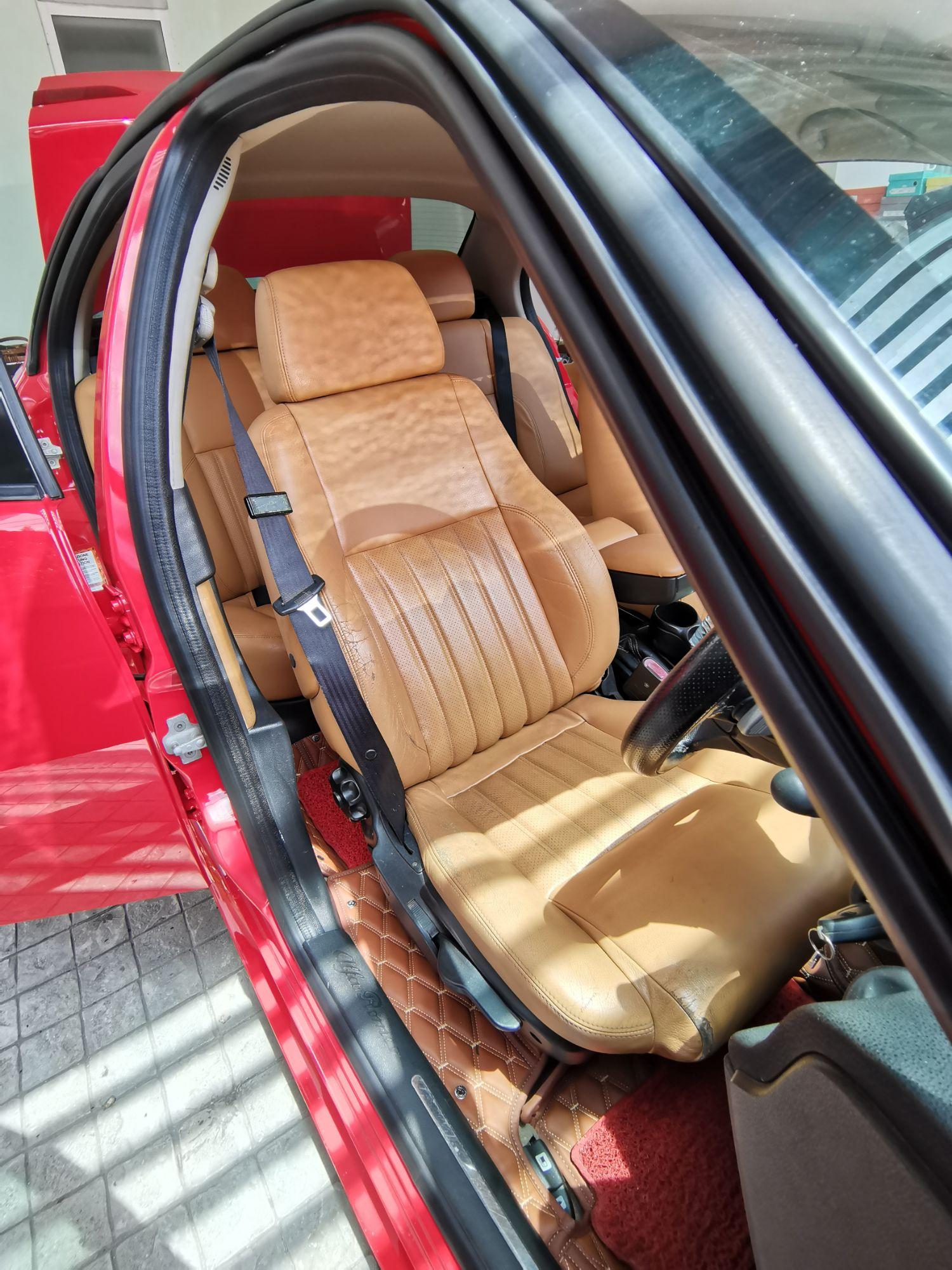 รีวิว ยางขอบประตู Alfa Romeo 156